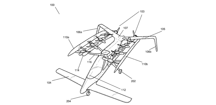 Google co-founder Larry Page has invested over $100M on electric airplanes