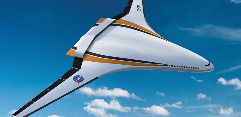 NASA is developing full electric airplane